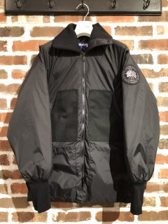 <img class='new_mark_img1' src='//img.shop-pro.jp/img/new/icons5.gif' style='border:none;display:inline;margin:0px;padding:0px;width:auto;' />【COMME des GARCONS JUNYA WATANABE MAN】ナイロンタフタ CANADA GOOSE Wネームダウンブルゾン