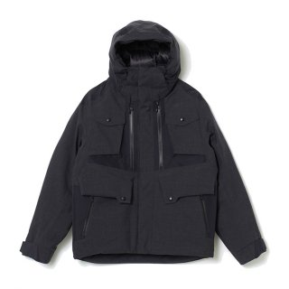 <img class='new_mark_img1' src='//img.shop-pro.jp/img/new/icons5.gif' style='border:none;display:inline;margin:0px;padding:0px;width:auto;' />【White Mountaineering】WOOL GORE-TEX DOWN JACKET