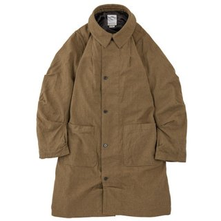 <img class='new_mark_img1' src='//img.shop-pro.jp/img/new/icons5.gif' style='border:none;display:inline;margin:0px;padding:0px;width:auto;' />【visvim】AYRES COAT NELL (W/LI)