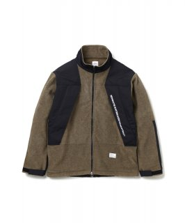 <img class='new_mark_img1' src='//img.shop-pro.jp/img/new/icons5.gif' style='border:none;display:inline;margin:0px;padding:0px;width:auto;' />【BEDWIN & THE HEARTBREAKERS】FLEECE JACKET