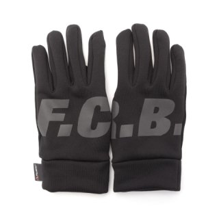 【F.C. Real Bristol 】POLARTEC FLEECE REFLECTIVE TOUCH GLOVE