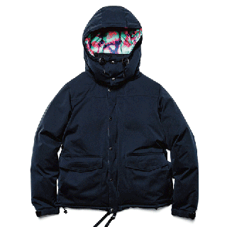 <img class='new_mark_img1' src='//img.shop-pro.jp/img/new/icons5.gif' style='border:none;display:inline;margin:0px;padding:0px;width:auto;' />【uniform experiment】REVERSIBLE HOODED DOWN BLOUSON