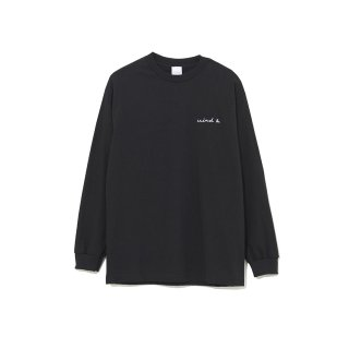 【WIND AND SEA】LONG SLEEVE CUT-SEWN E E