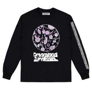 <img class='new_mark_img1' src='//img.shop-pro.jp/img/new/icons20.gif' style='border:none;display:inline;margin:0px;padding:0px;width:auto;' />【Dreamland Syndicate】Microbes Long Sleeve T-Shirt