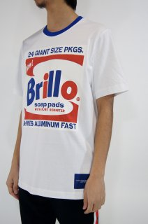 <img class='new_mark_img1' src='//img.shop-pro.jp/img/new/icons5.gif' style='border:none;display:inline;margin:0px;padding:0px;width:auto;' />【Calvin Klein Performance】Warhol Brillo Print Short Sleeve Tee