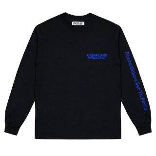 <img class='new_mark_img1' src='//img.shop-pro.jp/img/new/icons5.gif' style='border:none;display:inline;margin:0px;padding:0px;width:auto;' />【Dreamland Syndicate】Ahora Long sleeve tee