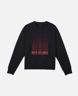 <img class='new_mark_img1' src='//img.shop-pro.jp/img/new/icons5.gif' style='border:none;display:inline;margin:0px;padding:0px;width:auto;' />【CLOT】OUT OF THIS WORLD CREWNECK SWEAT