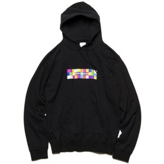 <img class='new_mark_img1' src='//img.shop-pro.jp/img/new/icons20.gif' style='border:none;display:inline;margin:0px;padding:0px;width:auto;' />【uniform experiment】COLOR CHART BOX LOGO HOODIE