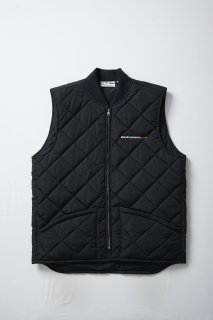 <img class='new_mark_img1' src='//img.shop-pro.jp/img/new/icons5.gif' style='border:none;display:inline;margin:0px;padding:0px;width:auto;' />【BLACK EYE PATCH】STREET DREAMS QUILTING VEST