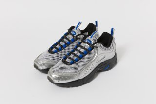 "<img class='new_mark_img1' src='//img.shop-pro.jp/img/new/icons5.gif' style='border:none;display:inline;margin:0px;padding:0px;width:auto;' />【BLACK EYE PATCH】× REEBOK DAYTONA DMX II ""Silver Metallic"""