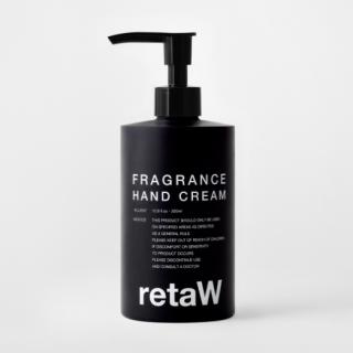 【retaW】hand cream ALLEN*