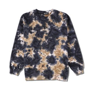 <img class='new_mark_img1' src='//img.shop-pro.jp/img/new/icons5.gif' style='border:none;display:inline;margin:0px;padding:0px;width:auto;' />【WIND AND SEA】WDS TIE-DYE SWEAT TOPS