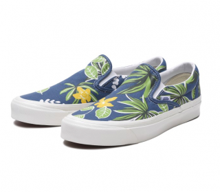<img class='new_mark_img1' src='//img.shop-pro.jp/img/new/icons5.gif' style='border:none;display:inline;margin:0px;padding:0px;width:auto;' />【VANS】CLASSIC SLIP-ON 98 DX (ANAHEIM)