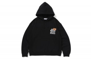 <img class='new_mark_img1' src='//img.shop-pro.jp/img/new/icons5.gif' style='border:none;display:inline;margin:0px;padding:0px;width:auto;' />【BLACK EYE PATCH】HOT LABEL HOODIE