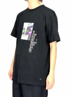 <img class='new_mark_img1' src='//img.shop-pro.jp/img/new/icons5.gif' style='border:none;display:inline;margin:0px;padding:0px;width:auto;' />【Mark Gonzales】PHOTO PRINT T-SHIRT