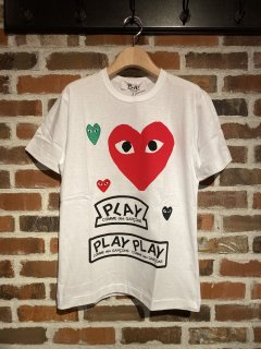 【PLAY COMME des GARCONS】T280(メンズ)