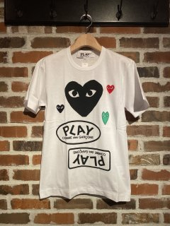 【PLAY COMME des GARCONS】T282(メンズ)