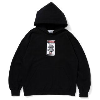 <img class='new_mark_img1' src='//img.shop-pro.jp/img/new/icons5.gif' style='border:none;display:inline;margin:0px;padding:0px;width:auto;' />【BLACK EYE PATCH】DANGER HOT LABEL HOODIE