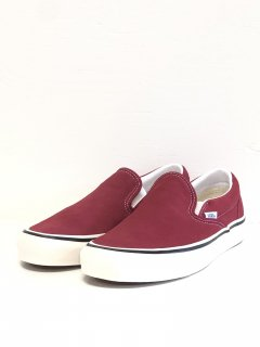 <img class='new_mark_img1' src='//img.shop-pro.jp/img/new/icons5.gif' style='border:none;display:inline;margin:0px;padding:0px;width:auto;' />【VANS】CLASSIC SLIP-ON 98DX (ANAHEIM)