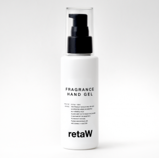 【retaW】hand gel EVELYN*