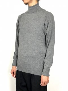 【THE INOUE BROTHERS...】Turtle Neck Pullover