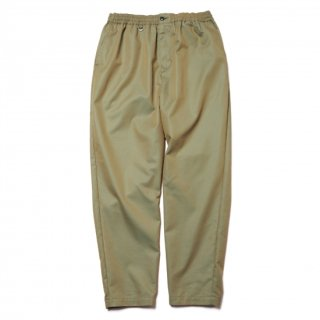 【SOPHNET.】BAGGY WIDE TAPERED EASY PANTS