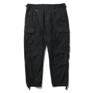 【uniform experiment】DRIPPING RIP STOP CARGO PANTS