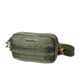 <img class='new_mark_img1' src='https://img.shop-pro.jp/img/new/icons5.gif' style='border:none;display:inline;margin:0px;padding:0px;width:auto;' />【 Liberaiders 】LIBERAIDERS UTILITY WAIST BAG