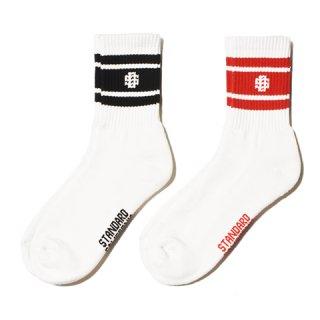 <img class='new_mark_img1' src='https://img.shop-pro.jp/img/new/icons5.gif' style='border:none;display:inline;margin:0px;padding:0px;width:auto;' />【 STANDARD CALIFORNIA 】SD Sports Socks-2P