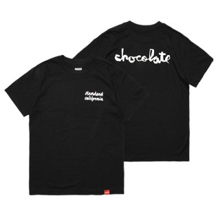 <img class='new_mark_img1' src='https://img.shop-pro.jp/img/new/icons5.gif' style='border:none;display:inline;margin:0px;padding:0px;width:auto;' />【 STANDARD CALIFORNIA 】Chocolate Skateboards × SD Chunk Logo T
