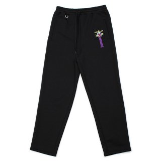 【doublet】PUPPET EMBROIDERY SWEAT PANTS