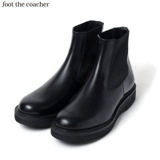 【SOPHNET.】FOOT THE COACHER SIDE GORE BOOTS