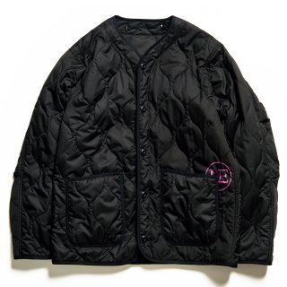 <img class='new_mark_img1' src='https://img.shop-pro.jp/img/new/icons5.gif' style='border:none;display:inline;margin:0px;padding:0px;width:auto;' />【uniform experiment】LINER QUILTING BLOUSON