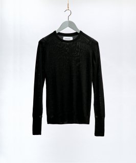 <img class='new_mark_img1' src='https://img.shop-pro.jp/img/new/icons5.gif' style='border:none;display:inline;margin:0px;padding:0px;width:auto;' />【THE INOUE BROTHERS...】Royal Alpaca Crew Neck Pullover