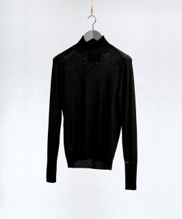 <img class='new_mark_img1' src='https://img.shop-pro.jp/img/new/icons5.gif' style='border:none;display:inline;margin:0px;padding:0px;width:auto;' />【THE INOUE BROTHERS...】Royal Alpaca Turtle Neck Pullover