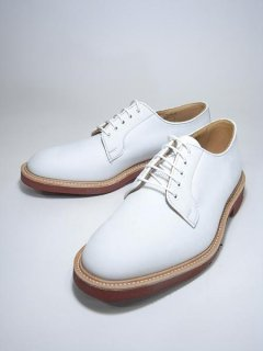 <img class='new_mark_img1' src='//img.shop-pro.jp/img/new/icons20.gif' style='border:none;display:inline;margin:0px;padding:0px;width:auto;' />【Tricker's】WHITE NUBUCK DERBY SHOES
