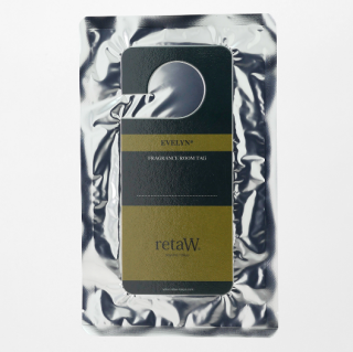 【retaW】room tag EVELYN*