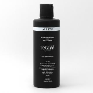 【retaW】body shampoo ALLEN*
