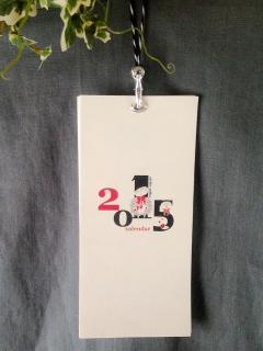 2015年オリジナルカレンダー