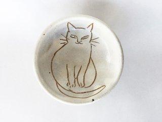猫絵豆皿10