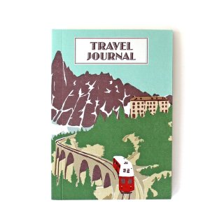【トラベルジャーナル】Mountain Rail Travel Journal【SUKIE】