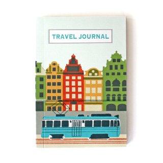 【トラベルジャーナル】Scandi Travel Journal【SUKIE】