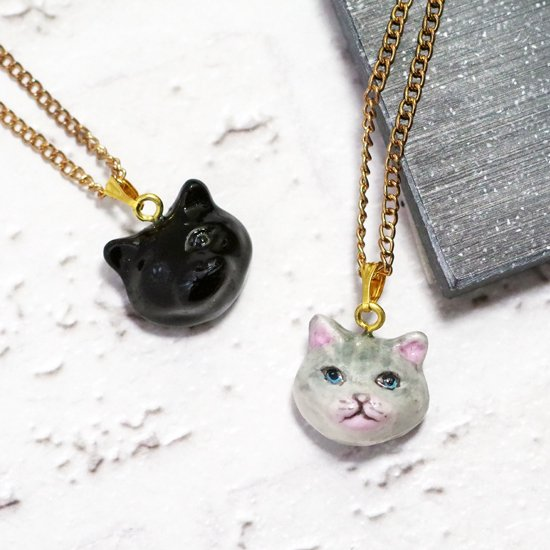 【ネックレス】CAT NECKLACE【HOP SKIP & FLUTTER】