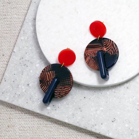 【ピアス】MARMO Earrings【Loubijoux】