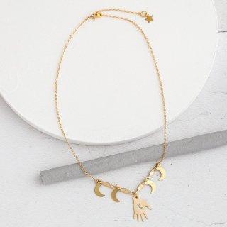 【ネックレス】TAROT Necklace【Loubijoux】