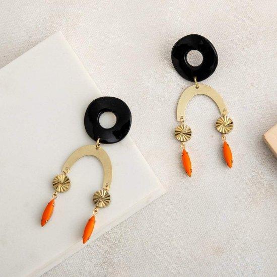 【ピアス】OH Statement Earrings【Loubijoux】