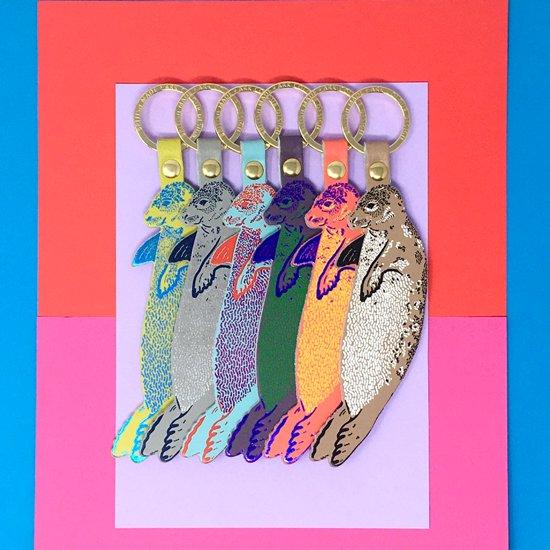 【キーホルダー】SEAL KEY FOB【ARK Colour Design】