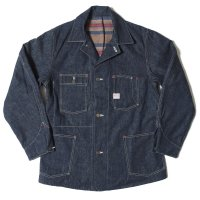 WAREHOUSE / Lot 2111 LINED DENIM COVERALL