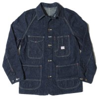 WAREHOUSE / Lot 2112 RAGLAN SLEEVE DENIM COVERALL