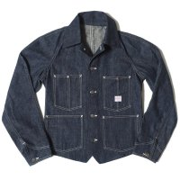WAREHOUSE / Lot 2113 SHORT DENIM COVERALL